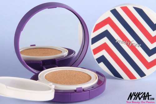In Review: Innisfree Cushion Compacts