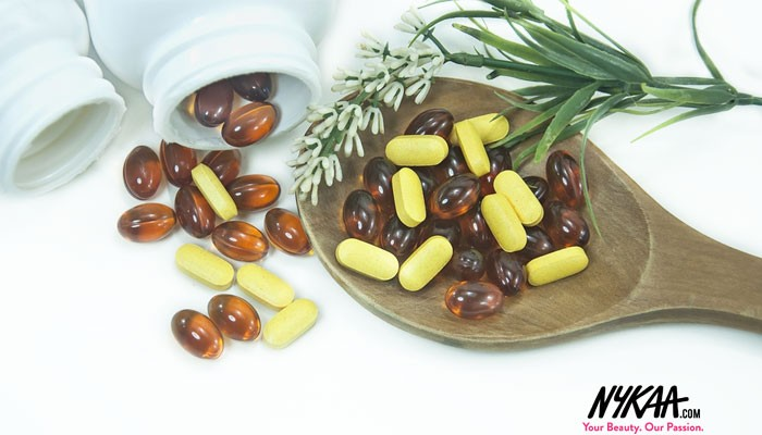 Beauty Supplements for Dreamy Hair and Baby Skin