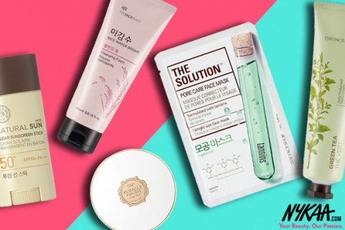 Unmissable Beauties from The Face Shop