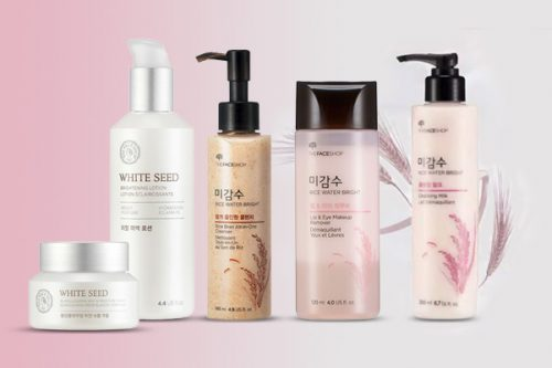 How Korea (and The Face Shop) Changed My Skin