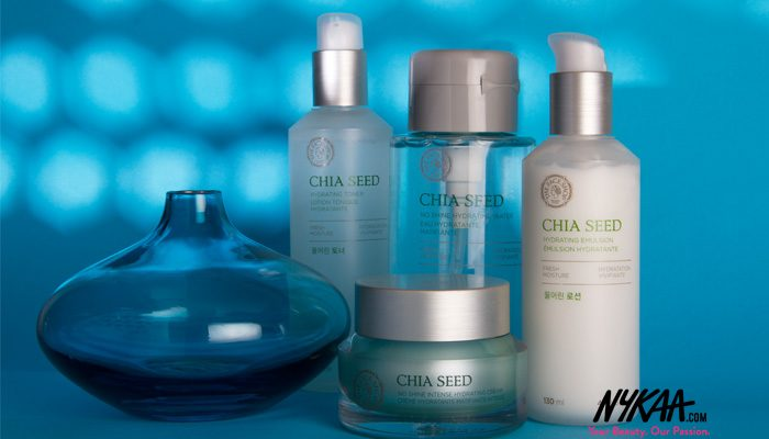 In Review: The Face Shop Chia Seed Range