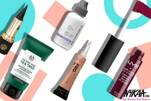The Ten Best Cruelty-Free Makeup & Skin Care Brands At Nykaa