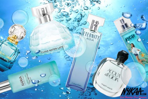 AQUA CRUSH: Signature Scents We're Crushing On