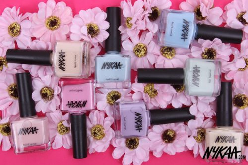 New Launch Alert: Nykaa Pretty in Pastel Collection