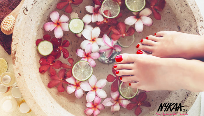 Soothing Foot Scrubs for Worn Out Feet
