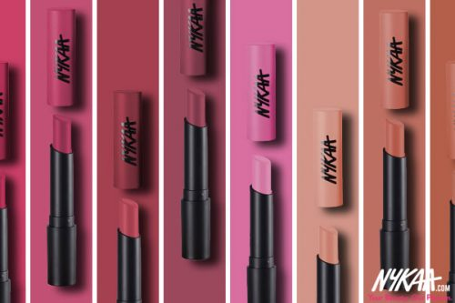 Hot. Right. Now. Nykaa's Paintstix Collection