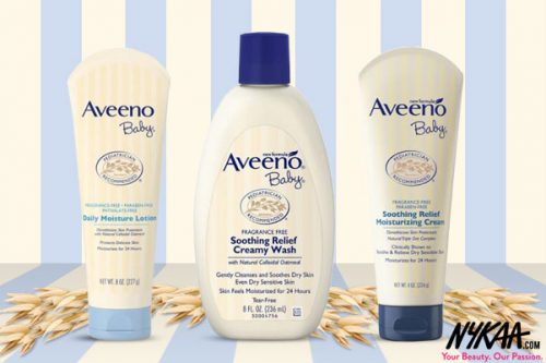 In Review: The Aveeno Baby Range