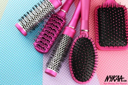 Not-So-Basic Hair Brushes By Denman And GUBB USA