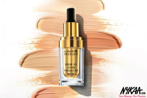 In Review: Lakme Absolute Argan Oil Serum Foundation with SPF 45