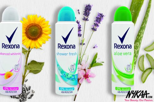 In Review: Rexona Aerosols