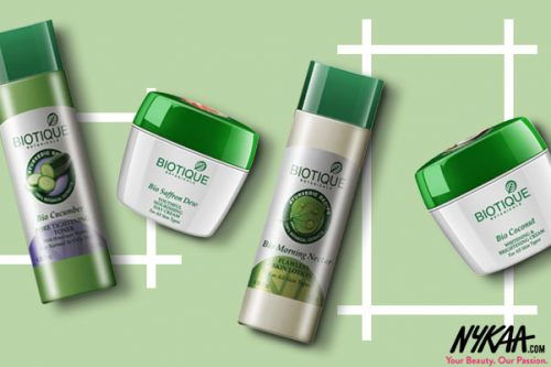 Naturally Speaking: New Launches from Biotique