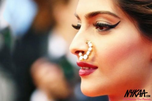 Sonam Inspired Bold Eyeliner Looks