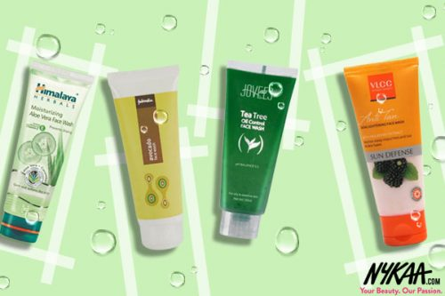 The best herbal facewashes to kickstart your day