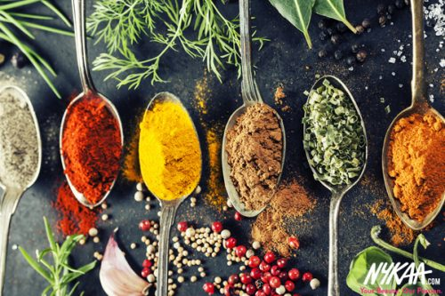 Beauty Benefits Of Super Spices