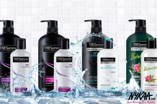 Hot Hair Launch: Tresemme Hair Straightener Kits