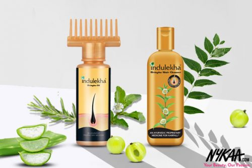 Treat Your Hair To Ayurvedic Goodness With Indulekha