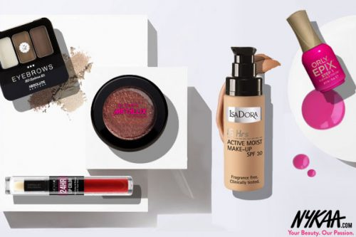Bombest Brand Launches at Nykaa in 2017