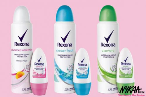 In Review: Rexona Aerosols And Roll Ons