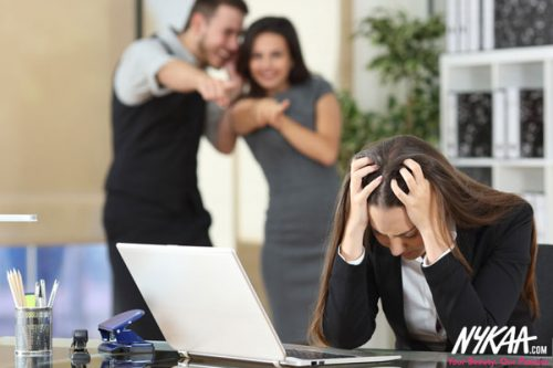 Coping With Colleagues who Get you Down