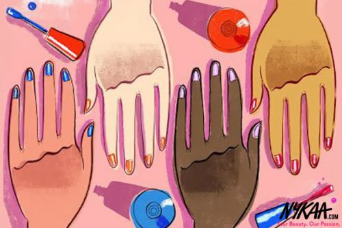 NASTY BEAUTY: Tough As Yellow Nails