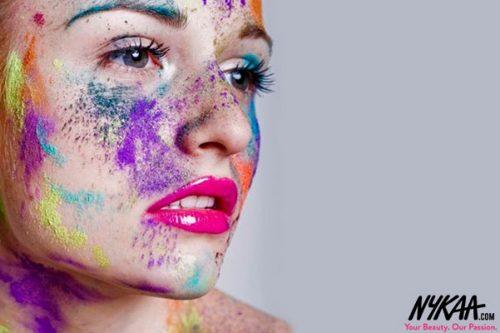 <i>Holi hai!</i> Celebrate the festival with swirls of color