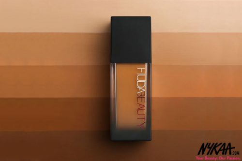 Introducing #FauxFilter Foundation: Huda Beauty's Latest Launch