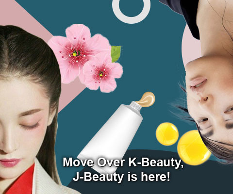 Move Over K-Beauty, J-Beauty Is Here!