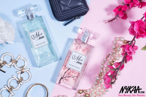<i>Moi </i>By Nykaa, From Paris With Love