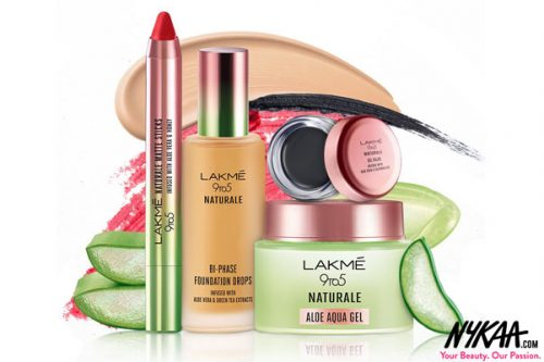 This Just In: Lakme 9 to 5 Naturale Range