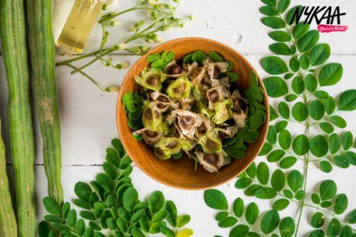 Moringa: Skin and Hair Superfood
