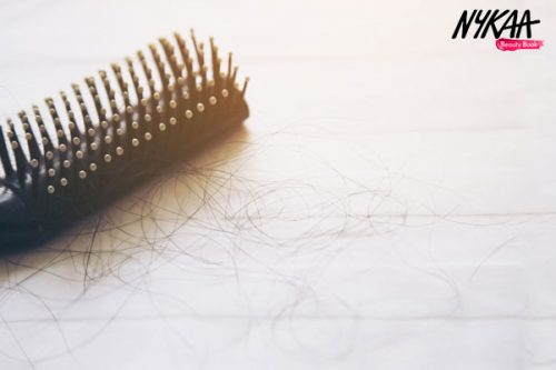 Seven Things You Can Do To Control Hair Fall