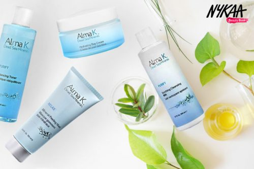 Relax and Rejuvenate With Alma K's Skincare Range