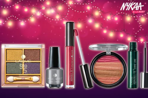 Be A Sparkle Bomb With Lakme This Diwali