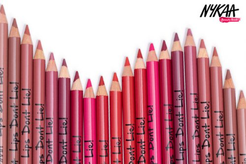 Just In: Nykaa Lips Don't Lie! Line & Fill Lip Liners