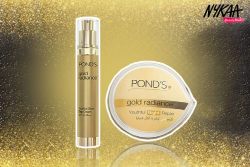 Look Ten Years Younger With Ponds' Gold Radiance Range