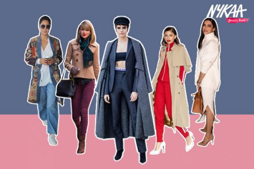Serving Looks: Celebrity Winter Wardrobe Goals