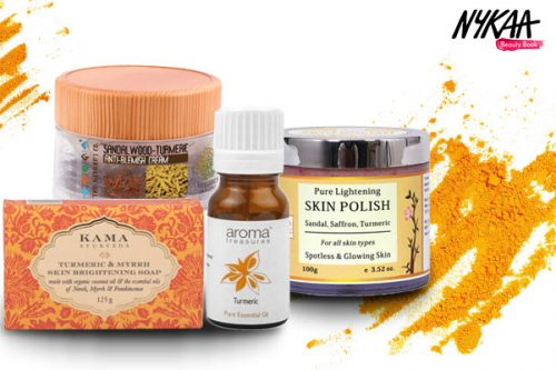 Spice Up Your Skincare Regimen with Turmeric-Infused Beauty Products