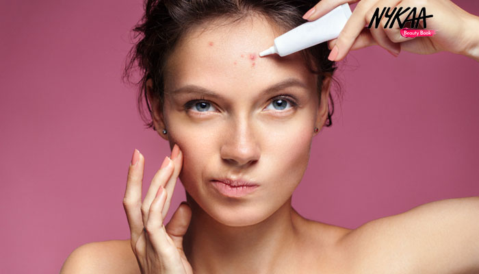 What Causes Pimples Types Of Pimples Pimple Problem Cure Nykaa S Beauty Book