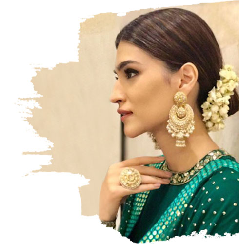 Gajra Hairstyle Inspirations From Our Favorite Bollywood Celebs  3