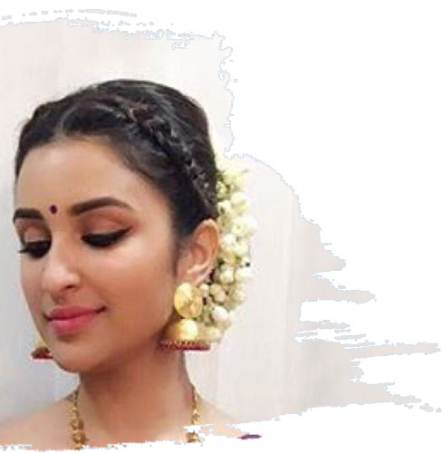 Gajra Hairstyle Inspirations From Our Favorite Bollywood Celebs  4