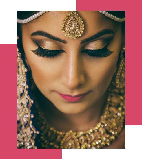 Bridal Makeup Looks For Stunning Dusky Brides - 5