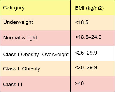 Everything About BMI and BMI Calculator - 2