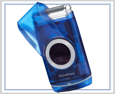 Want to be the Groom with the best shaver - 25
