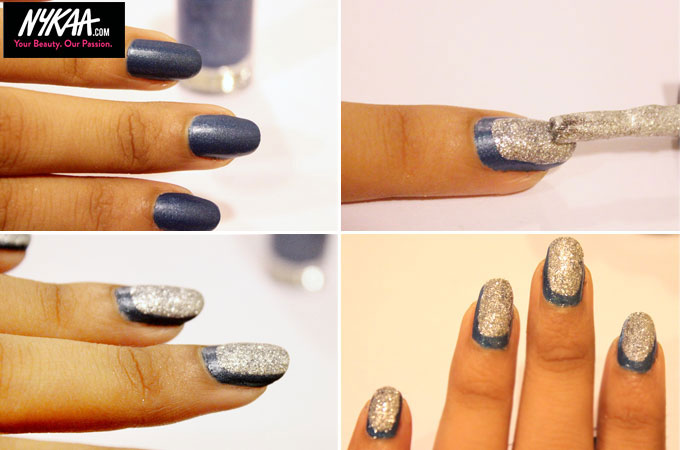 Six Glitter Manicures Were Crushing Over - 6