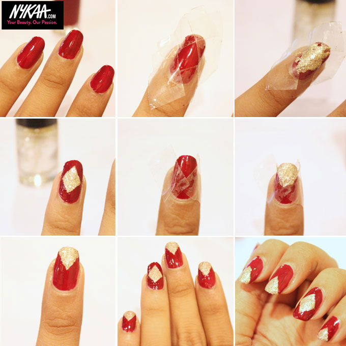 Six Glitter Manicures Were Crushing Over - 7