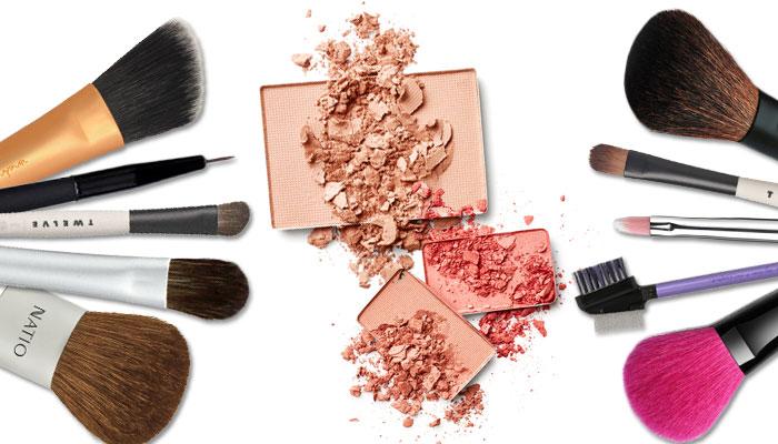 Makeup brushes 101| 1