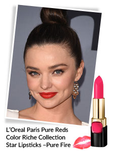 #ExpertSpeak: Celeb lippies we loved in 2015| 6