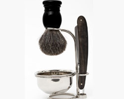 Five things your dad didn't tell you about shaving brushes| 4