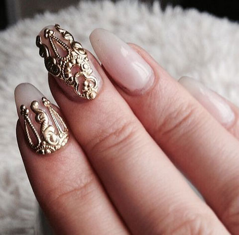 15 Unforgettable Pinterest Nail Art Moments| 3