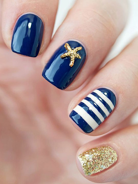15 Unforgettable Pinterest Nail Art Moments| 6
